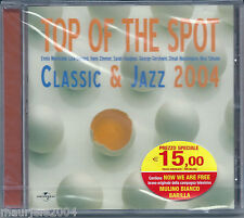 Top Of The Spot Classic & Jazz 2004 (2004) CD Nuovo Mulino Bianco: Now we are fr