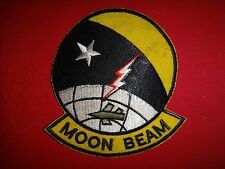 Vietnam War USAF 7th AIRBORNE COMMAND And CONTROL Squadron MOON BEAM Patch