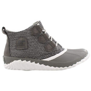 Sorel Ladies Out N About Plus Boots - New Waterproof Walking Chukka Ankle Shoes