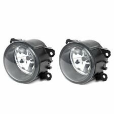 For Peugeot 607 10/2004 - 2009 Front Fog Light Lamps 1 Pair O/S And N/S