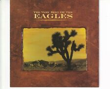 CD THE EAGLES	the very best of the	EX (A5957)