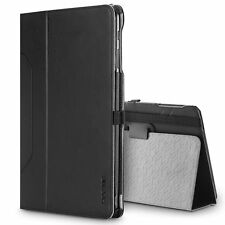 Poetic Samsung Galaxy Tab S3 9.7 Case [SlimFolio Series] PU Leather Cover 4 CLR