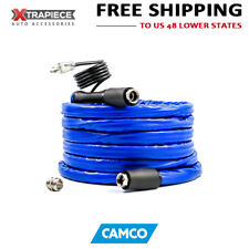 """Heated Drinking Water Hose 50 ft - 5 / 8""""ID with Thermostat - Camco 22912"""
