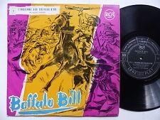 """Buffalo Bill iNDIENNE AUX CHEVEUX D OR jacques tournier f 130 022 25 cms 10"""""""