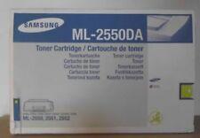 ORIGINALE Samsung ml-2550da TONER HIGH cpacity per ml-2550 2551 2552 BLACK OVP a