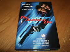 RAYMOND BENSON-DIE ANOTHER DAY-JAMES BOND-SIGNED-1ST-NF/F-2002-HB-RARE