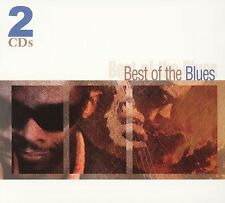 Best of the Blues by Various Artists (CD, 2005, 2 Discs, Madacy) BB King NEW!