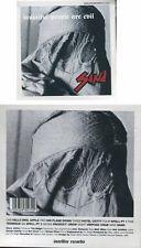 "SAND ""Beautiful people are evil"" (CD Digipack) 1999"