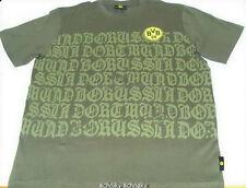 BVB Borussia Dortmund T-Shirt  Army Gr. L NEU
