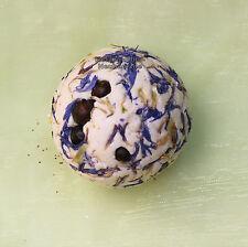 Bomb Cosmetics Badetrüffel, Badekugel, Cornflower Juniper Berry Bath Creamer 30g