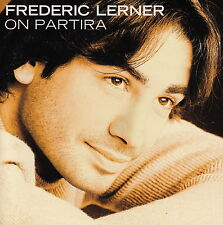 CD SINGLE 2T / FREDERIC LERNER / ON PARTIRA