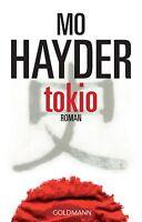 Tokio  Mo Hayder Thriller Taschenbuch ++Ungelesen++