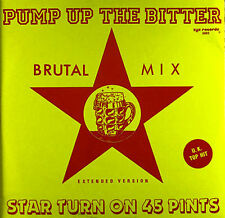 Pump Up The Bitter - Same - 12'' Maxi Single - zyx - washed - cleaned - L3569