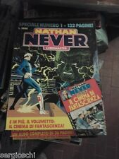 NATHAN NEVER SPECIALE #  1 - CYBERMASTER - 1° ISSUE - OTTIMO