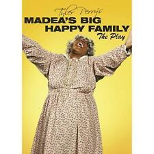 Madea's Big Happy Family: The Play, Good DVD, Al G. Sillah, Cheryl Pepsii Riley,