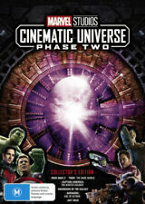 Marvel Studios - Cinematic Universe : Phase 2