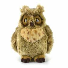Korimco 23cm Horned Owl Kids/children Animal Soft Plush Stuffed Toy Brown 3y