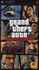 Grand Theft Auto: Liberty City Stories  PSP Game
