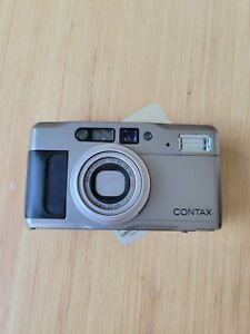 Contax TVS II point & shoot camera