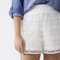 Lane Bryant - Crochet Shorts - Size 18/20 - NWOT