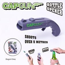 Partyspaß Fun Artikel Flaschenöffner Pistole Kronkorken Bier Scherzartikel Neu