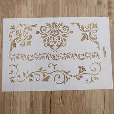 NEW Flower Flower Layering Stencils Scrapbooking Embossing Paper Cards DIY Craft