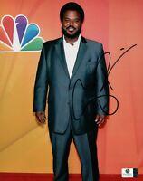 Craig Robinson Signed Autographed 8X10 Photo Sexy Sharp Suit NBC Pose GV838154