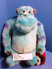 Disney Monster's Inc Sulley plush(310-2111)