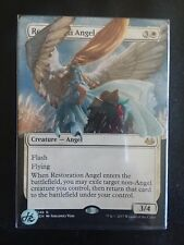 Restoration Angel mtg altered art