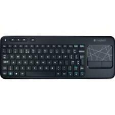 Logitech 920-003070 K400 Keyboard Wireless RF USBTouchPad Multi-Touch for Win8