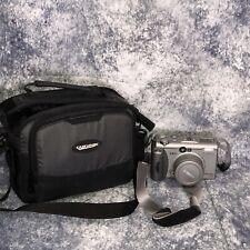Canon Powershot G3 4MP Digital Camera - Silver W/ Battery