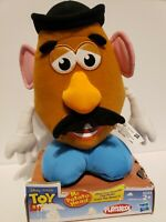 "Mr. Potato Head Toy Story Plush 2009 Hasbro 9"" Stuffed Animal Toy RARE EUC"