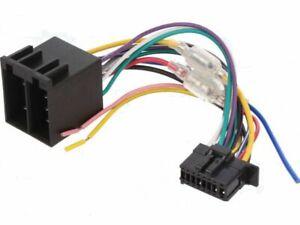 Pioneer Avh-3100dab Avh3100dab Power Wiring Harness Loom Lead iso Connection