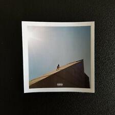 Daniel Caesar premium sticker - Freudian album cover