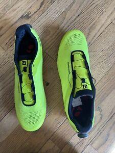 Bontrager Ballista aero cycling shoes Size 12 US 45 EU