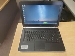 """DELL Latitude E5420 Laptop, 14"""" 1600 x 900, i5-2410M, Win 10 Pro"""