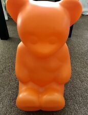 Lumibär Orange Sitting-Design Classics-Lamp Lumi Bear-Reinhard-approx 35cm