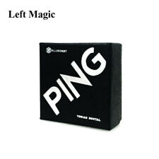 Ping by Tobias Dostal(Gimmick+online instruct)- Coin Magic Tricks Stage Close-Up