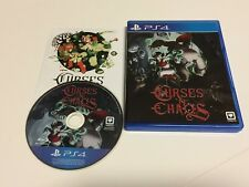 CURSES 'N CHAOS for SONY PS4 Limited Run Games #34  + FREE US SHIPPING