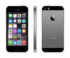 Apple iPhone 5S 16GB Gray - GSM Factory Unlocked (AT&T T-Mobile) Smartphone