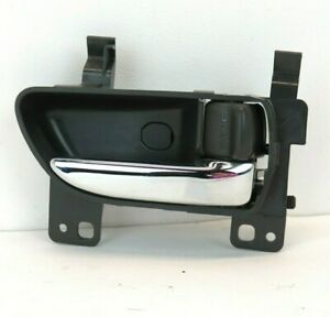 08-19 Subaru Impreza WRX STI Passenger Door Handle Interior Side RH 2008-2019