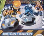 Kid Galaxy Interactive Radio Controlled BUMP 'n' CHUCK Bumper Cars Kids GAME New