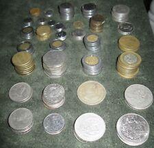 MEXICAN Mixed Lot of 175 Coins;1000 Pesos Coins to 5 Centavos Coins; Circulated
