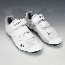 Giro Sante II Women's Road Cycling / Bike Shoes (White, Sizes 36 or 38)