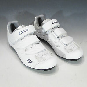 Giro Sante II Women's Road Cycling / Bike Shoes (White, Size 38)