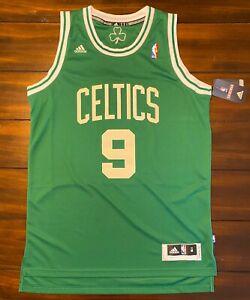 Adidas NBA Boston Celtics Rajon Rondo Basketball Jersey