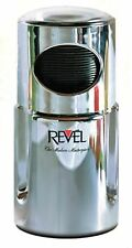 Revel CCM104CH 220-volt Wet and Dry Coffee/Spice Grinder, Chrome (Not for USA)