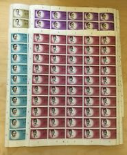 SPECIAL LOT Indonesia 1961 523,5,30,4 - Natl Heroes - 100 Sets of 4v - MNH
