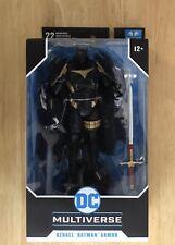 McFarlane Toys DC Multiverse AZRAEL Batman  Armor Figure **In Stock**