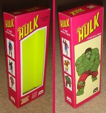 """MEGO 8/"""" RED TORNADO BOX ONLY"""